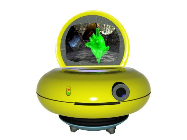 Weebo Robot